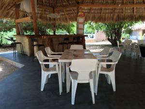 Mondala Hostal Carrizalillo, Хостелы  Пуэрто-Эскондидо - big - 29