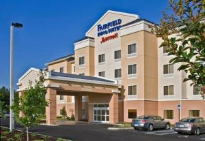 Fairfield Inn & Suites by Marriott Alamogordo, Отели  Аламогордо - big - 8