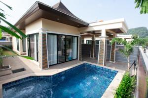 Aonang Oscar Pool Villas