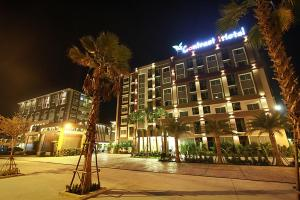 The Contrast i Hotel, Hotels  Pluak Daeng - big - 96