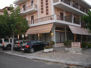 Hostels e Albergues - Hotel Inomaos