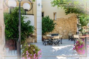 Varvaras Diamond Hotel, Apartmánové hotely  Platanes - big - 26