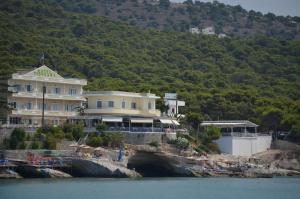 Panorama Hotel Aegina Greece