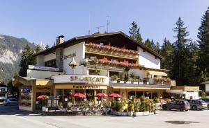 Raffl's Hotel, Hotely  Leutasch - big - 30