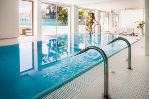 Hotel Caravelle Thalasso & Wellness, Hotel  Diano Marina - big - 83