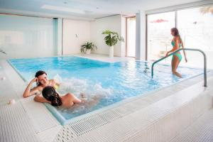 Hotel Caravelle Thalasso & Wellness, Hotels  Diano Marina - big - 56