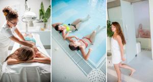 Hotel Caravelle Thalasso & Wellness, Hotel  Diano Marina - big - 76
