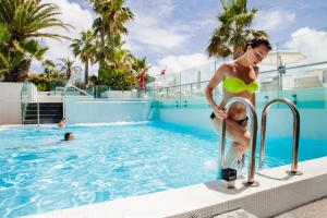 Hotel Caravelle Thalasso & Wellness, Hotel  Diano Marina - big - 58
