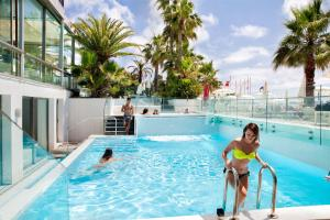 Hotel Caravelle Thalasso & Wellness, Hotels  Diano Marina - big - 117