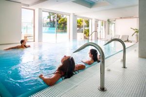 Hotel Caravelle Thalasso & Wellness, Hotel  Diano Marina - big - 50