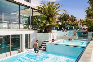 Hotel Caravelle Thalasso & Wellness, Hotels  Diano Marina - big - 51