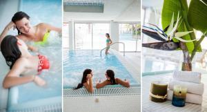 Hotel Caravelle Thalasso & Wellness, Hotel  Diano Marina - big - 99