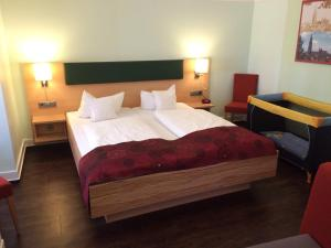 Hotel Barbara, Hotely  Freiburg im Breisgau - big - 16
