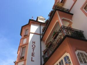 Hotel Barbara, Hotely  Freiburg im Breisgau - big - 17