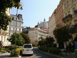 Apartment Sadová 34-1 - Karlovy Vary