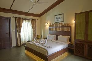 Asiatic Lion Lodge, Лоджи  Sasan Gir - big - 18