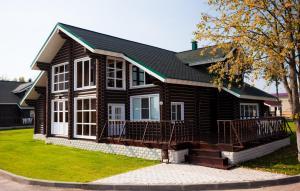 Комплекс отдыха Волга Виллс