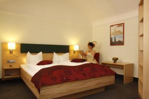 Hotel Barbara, Hotely  Freiburg im Breisgau - big - 45