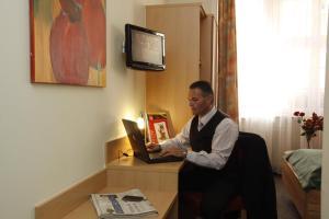 Hotel Barbara, Hotely  Freiburg im Breisgau - big - 4