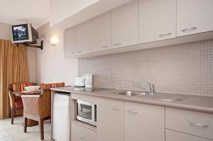 Southern Cross Atrium Apartments, Апарт-отели  Кэрнс - big - 53
