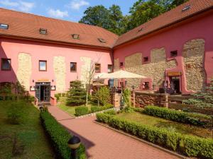 Hotel Stary Pivovar - Liboc