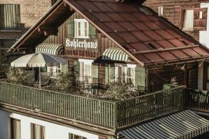 Almhütte & Skihütte Kohlerhaus