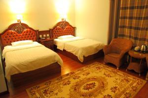 Beidaihe Golden Sea Hotel, Hotely  Čchin-chuang-tao - big - 71