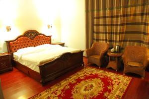 Beidaihe Golden Sea Hotel, Hotely  Čchin-chuang-tao - big - 78