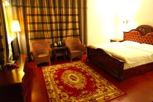 Beidaihe Golden Sea Hotel, Hotely  Čchin-chuang-tao - big - 79