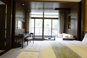 Fuli Hot Spring Resort, Szállodák  Jücsi - big - 101