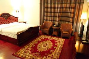 Beidaihe Golden Sea Hotel, Hotely  Čchin-chuang-tao - big - 81