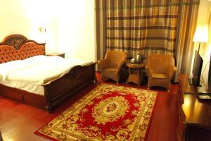 Beidaihe Golden Sea Hotel, Hotely  Čchin-chuang-tao - big - 82