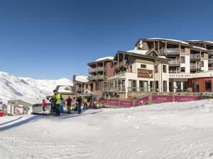Hotel Le Hameau Du Kashmir - Val Thorens