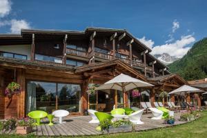 Hotel Les Grands Montets (7 of 54)
