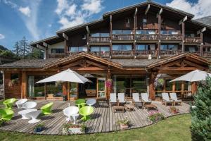 Hotel Les Grands Montets (24 of 46)
