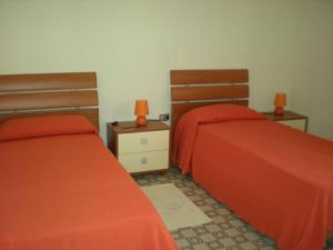 Doppel-/Zweibettzimmer mit eigenem Bad