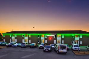 Fasthotel Macon Nord, Отели  Sennecé-lès-Mâcon - big - 17