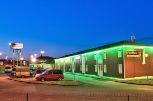 Fasthotel Macon Nord, Отели  Sennecé-lès-Mâcon - big - 16