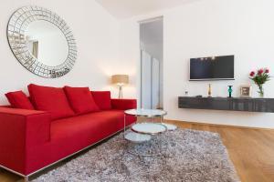 Rafael Kaiser – Budget Design Apartments Vienna, Апартаменты  Вена - big - 1
