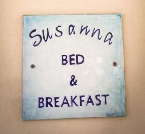 Auberges de jeunesse - B&B Villa Susanna