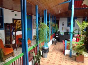 Hostal Maderos, Pensionen  Santa Rosa de Cabal - big - 43
