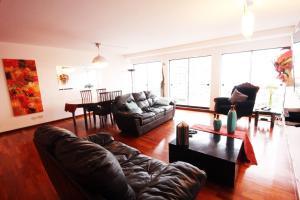 Luxury Condo Close To Larcomar, Appartamenti  Lima - big - 17