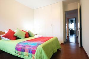 Luxury Condo Close To Larcomar, Apartments  Lima - big - 133