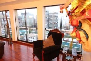 Luxury Condo Close To Larcomar, Apartments  Lima - big - 140