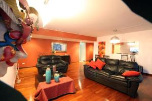 Luxury Condo Close To Larcomar, Apartments  Lima - big - 78