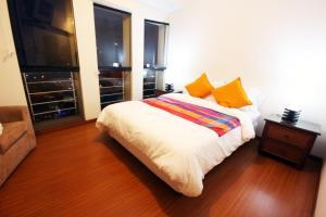 Luxury Condo Close To Larcomar, Apartments  Lima - big - 146