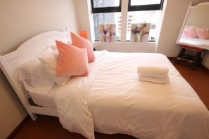 Luxury Condo Close To Larcomar, Apartments  Lima - big - 139