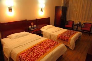 Beidaihe Golden Sea Hotel, Hotely  Čchin-chuang-tao - big - 11