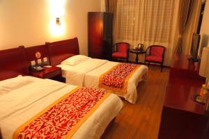 Beidaihe Golden Sea Hotel, Hotely  Čchin-chuang-tao - big - 12
