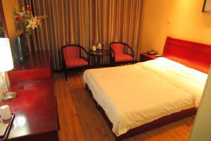 Beidaihe Golden Sea Hotel, Hotely  Čchin-chuang-tao - big - 14